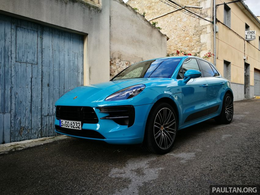 DRIVEN: 2019 Porsche Macan facelift sampled in Spain Image #967366
