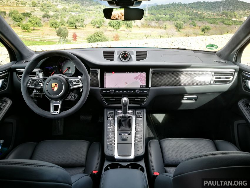 DRIVEN: 2019 Porsche Macan facelift sampled in Spain Image #967377