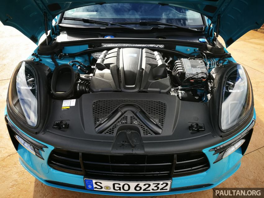 DRIVEN: 2019 Porsche Macan facelift sampled in Spain Image #967382