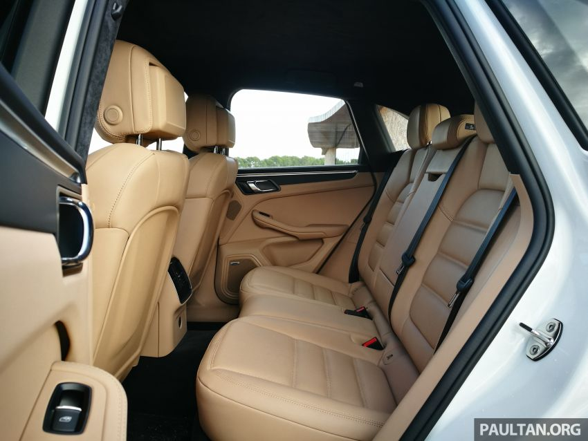 DRIVEN: 2019 Porsche Macan facelift sampled in Spain Image #967384