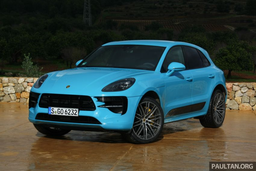DRIVEN: 2019 Porsche Macan facelift sampled in Spain Image #967389