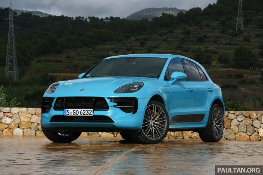 DRIVEN: 2019 Porsche Macan facelift sampled in Spain Image #967390