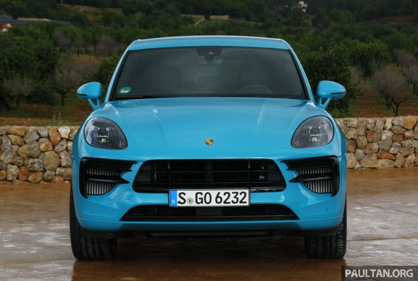 DRIVEN: 2019 Porsche Macan facelift sampled in Spain Image #967392