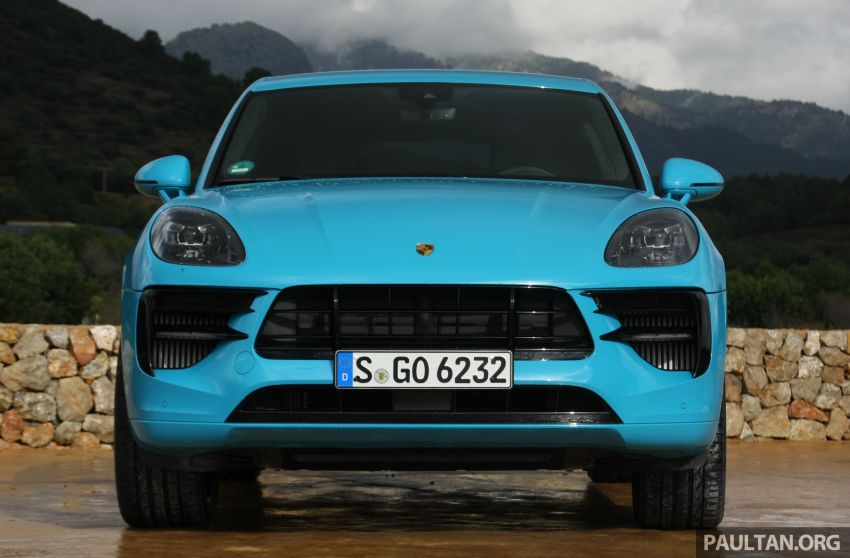 DRIVEN: 2019 Porsche Macan facelift sampled in Spain Image #967393