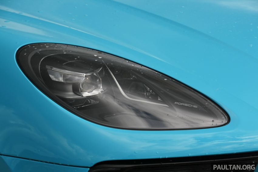 DRIVEN: 2019 Porsche Macan facelift sampled in Spain Image #967394