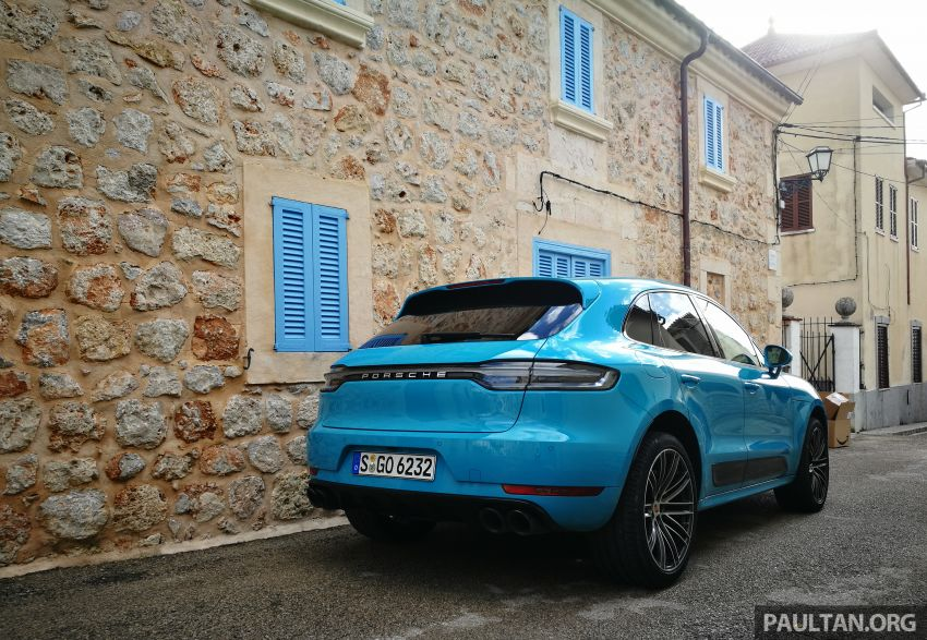 DRIVEN: 2019 Porsche Macan facelift sampled in Spain Image #967368