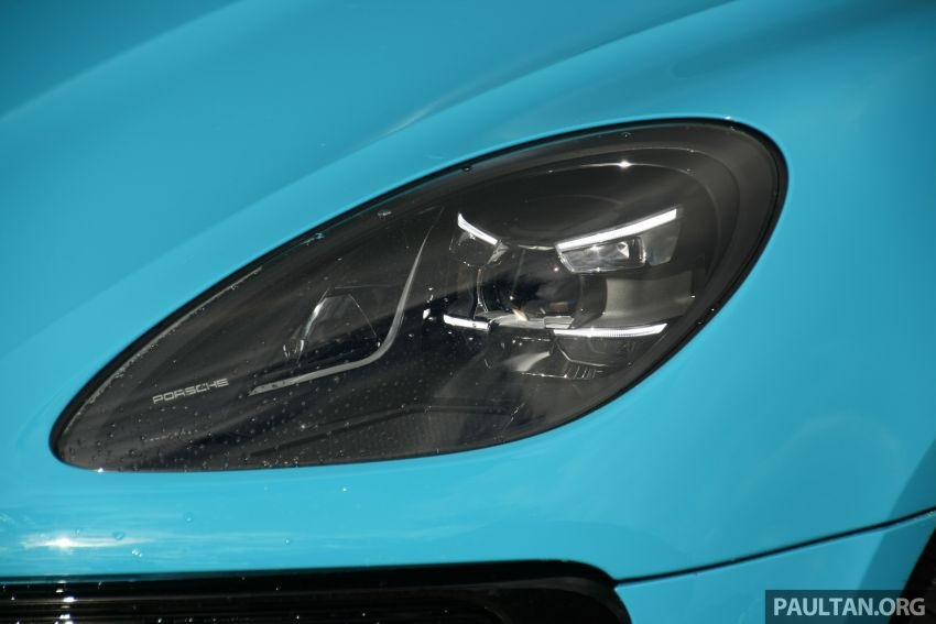 DRIVEN: 2019 Porsche Macan facelift sampled in Spain Image #967396