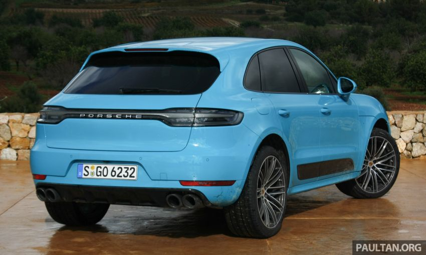 DRIVEN: 2019 Porsche Macan facelift sampled in Spain Image #967398
