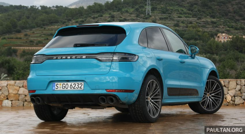 DRIVEN: 2019 Porsche Macan facelift sampled in Spain Image #967399