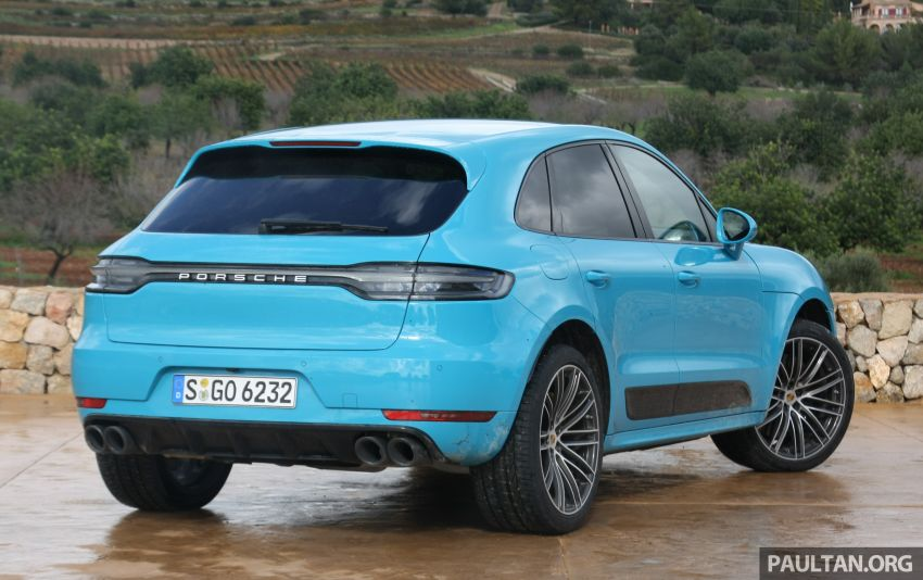 DRIVEN: 2019 Porsche Macan facelift sampled in Spain Image #967401