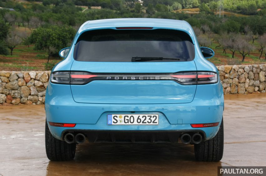 DRIVEN: 2019 Porsche Macan facelift sampled in Spain Image #967403