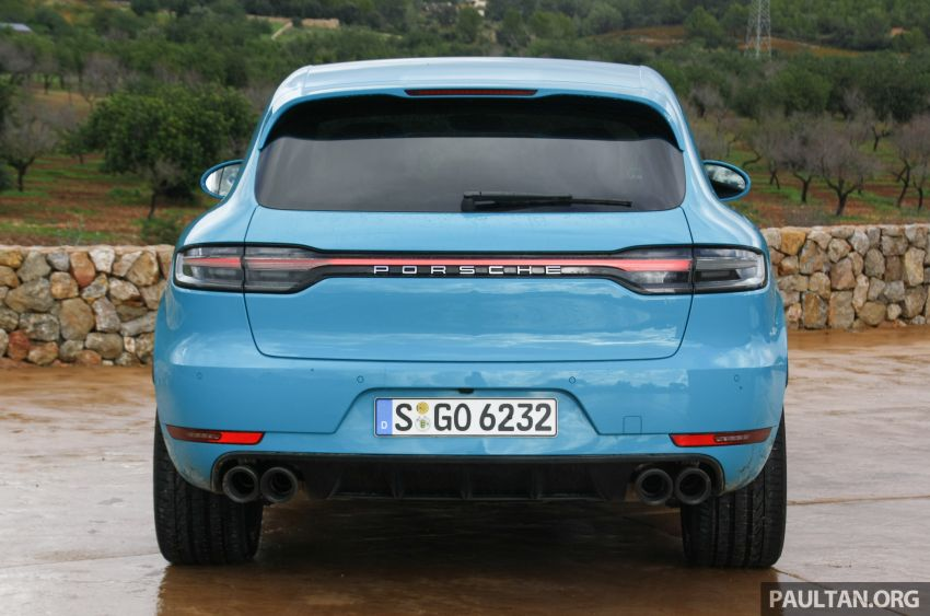 DRIVEN: 2019 Porsche Macan facelift sampled in Spain Image #967404