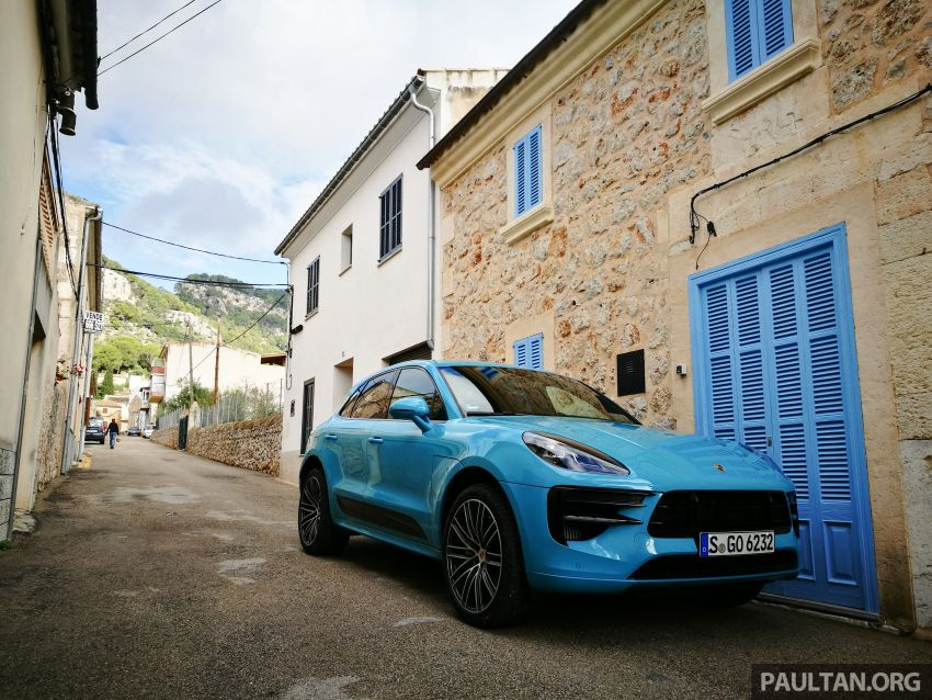 DRIVEN: 2019 Porsche Macan facelift sampled in Spain Image #967369
