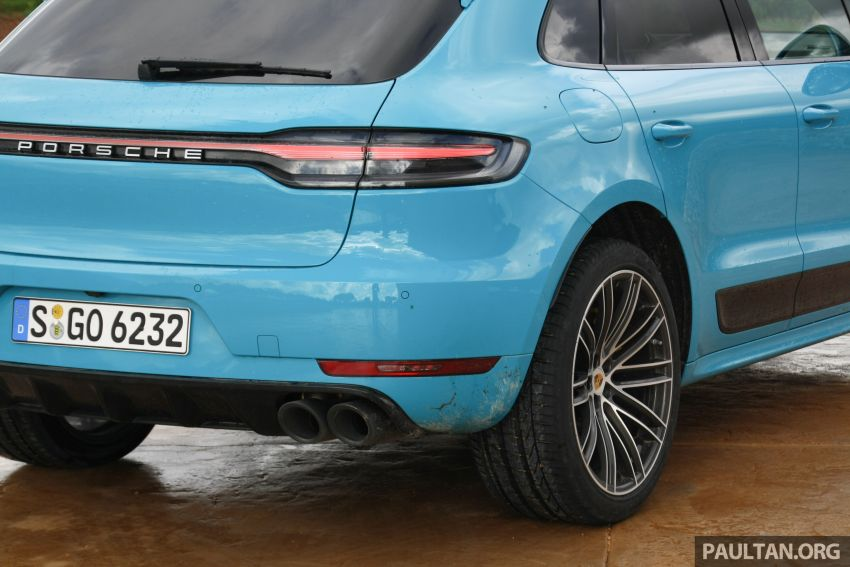 DRIVEN: 2019 Porsche Macan facelift sampled in Spain Image #967405