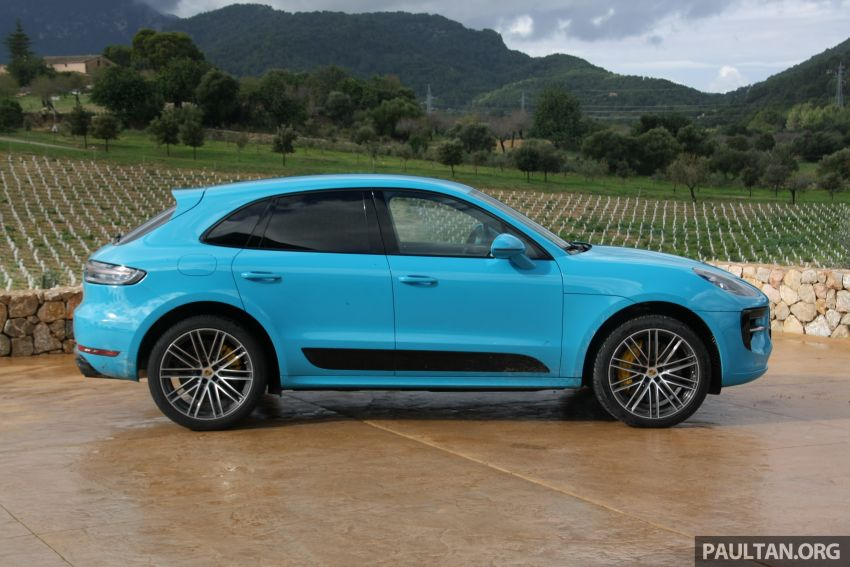 DRIVEN: 2019 Porsche Macan facelift sampled in Spain Image #967407