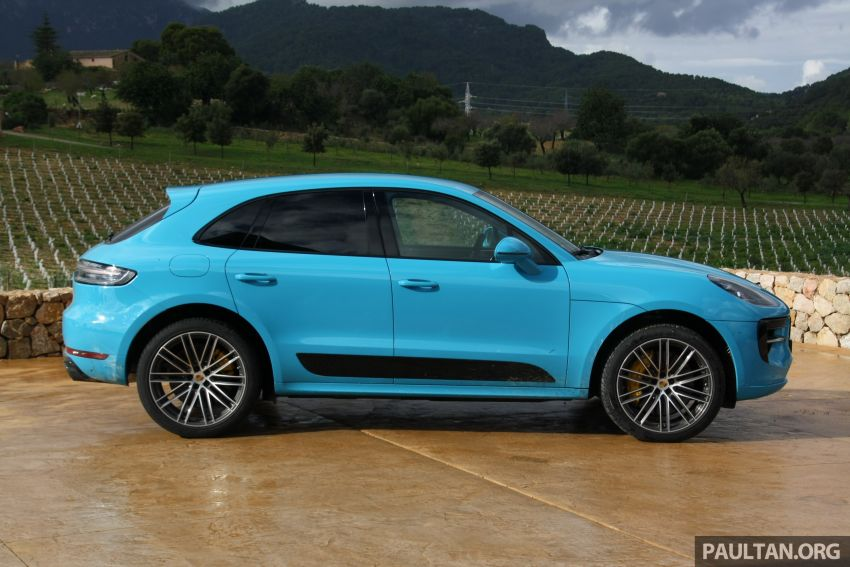 DRIVEN: 2019 Porsche Macan facelift sampled in Spain Image #967408