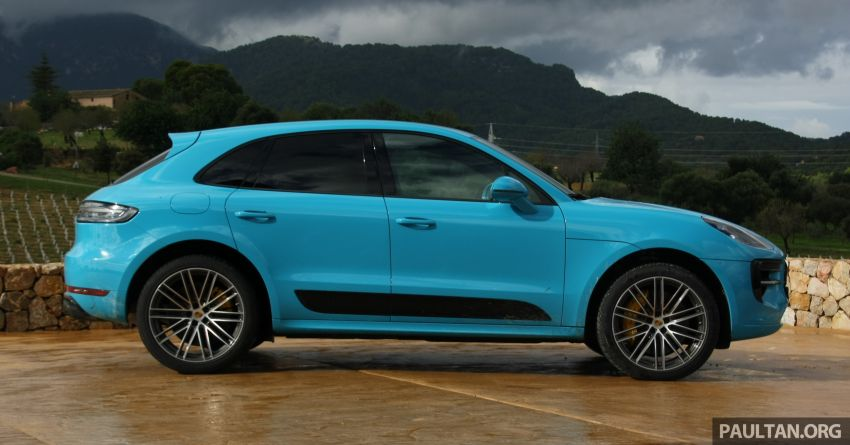 DRIVEN: 2019 Porsche Macan facelift sampled in Spain Image #967409