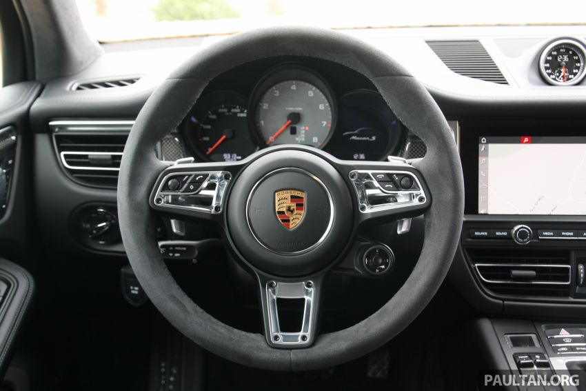 DRIVEN: 2019 Porsche Macan facelift sampled in Spain Image #967411