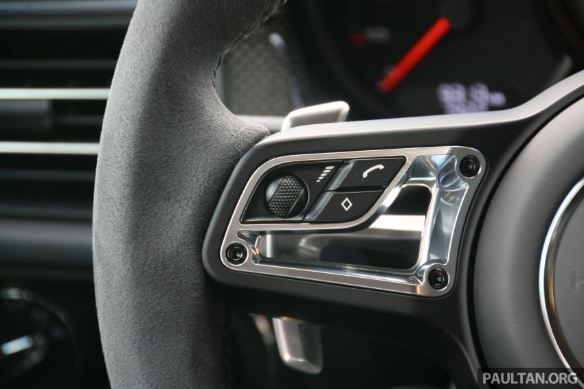 DRIVEN: 2019 Porsche Macan facelift sampled in Spain Image #967413