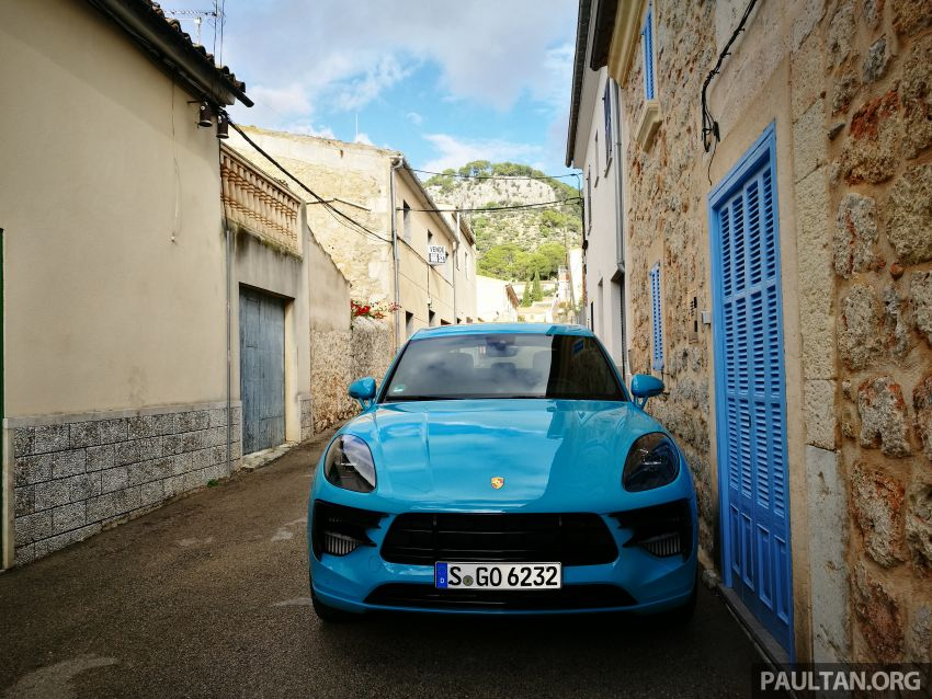 DRIVEN: 2019 Porsche Macan facelift sampled in Spain Image #967370