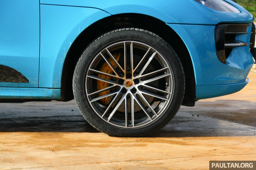 DRIVEN: 2019 Porsche Macan facelift sampled in Spain Image #967425