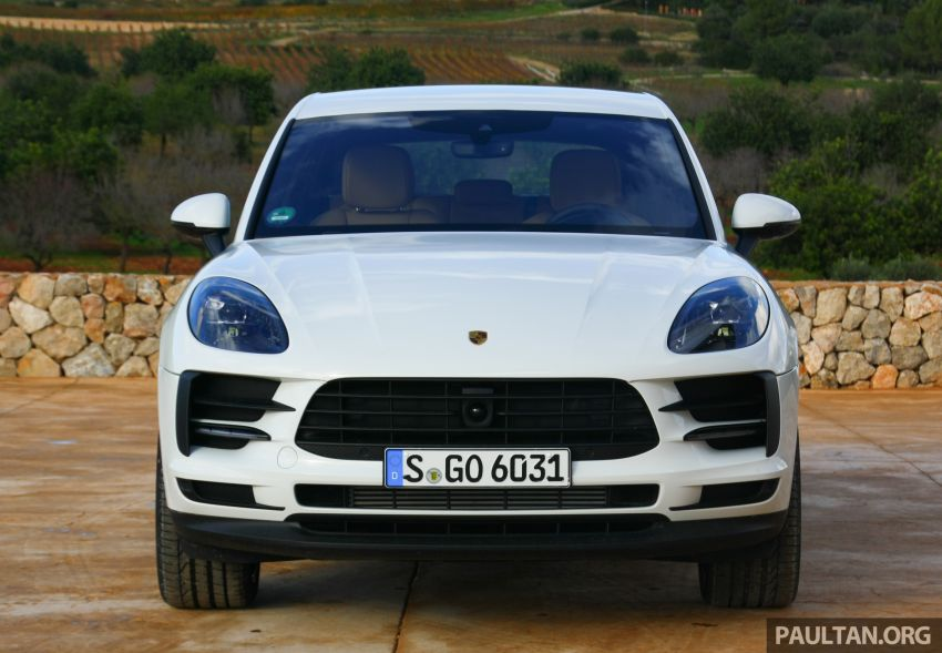 DRIVEN: 2019 Porsche Macan facelift sampled in Spain Image #967432