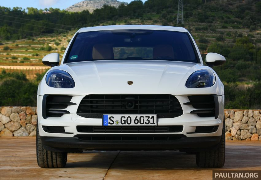 DRIVEN: 2019 Porsche Macan facelift sampled in Spain Image #967433