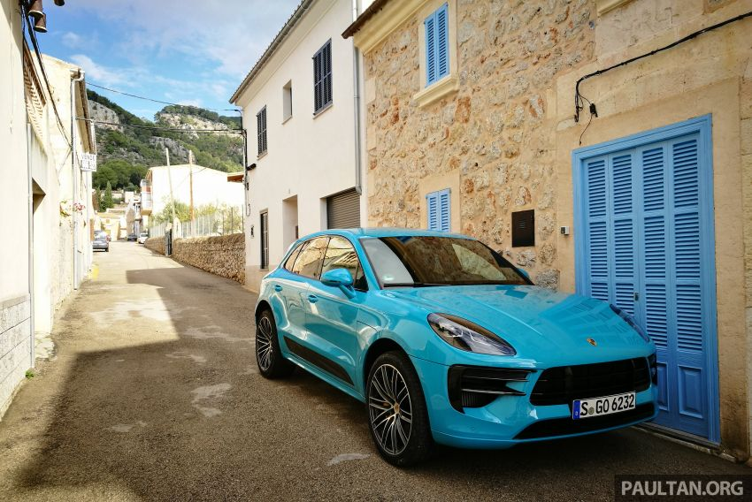 DRIVEN: 2019 Porsche Macan facelift sampled in Spain Image #967372
