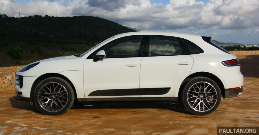 DRIVEN: 2019 Porsche Macan facelift sampled in Spain Image #967437