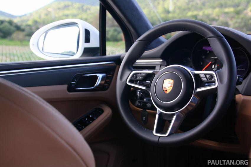 DRIVEN: 2019 Porsche Macan facelift sampled in Spain Image #967443