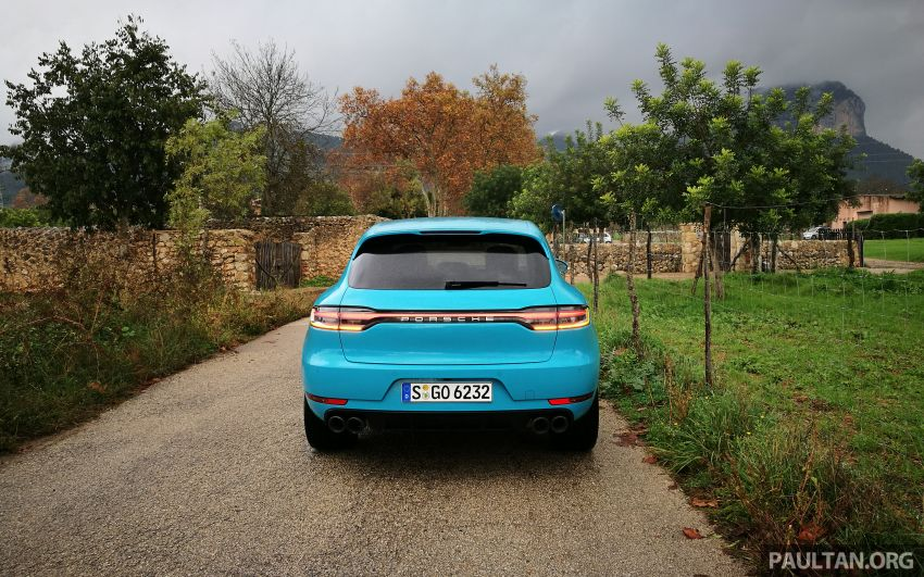 DRIVEN: 2019 Porsche Macan facelift sampled in Spain Image #967373