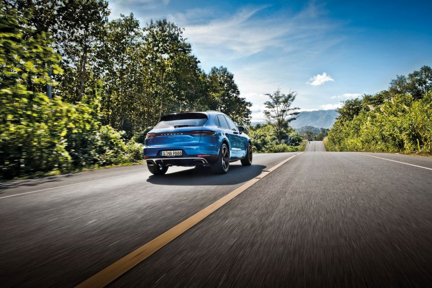 Porsche Macan facelift bookings open – from RM455k Image #970012
