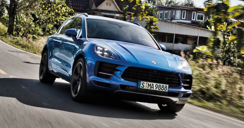 Porsche Macan facelift bookings open – from RM455k Image #970014