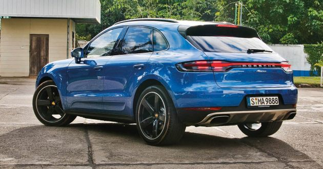 Porsche Macan Facelift Bookings Open From Rm455k Paultan Org