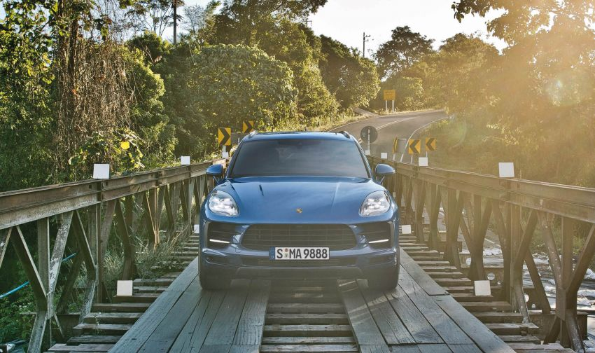 Porsche Macan facelift bookings open – from RM455k Image #970019