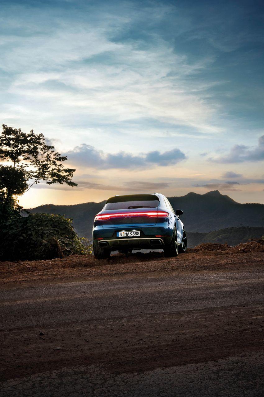 Porsche Macan facelift bookings open – from RM455k Image #970021
