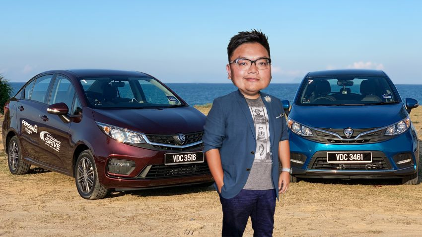 FIRST DRIVE: 2019 Proton Iriz, Persona facelift review Image #972492