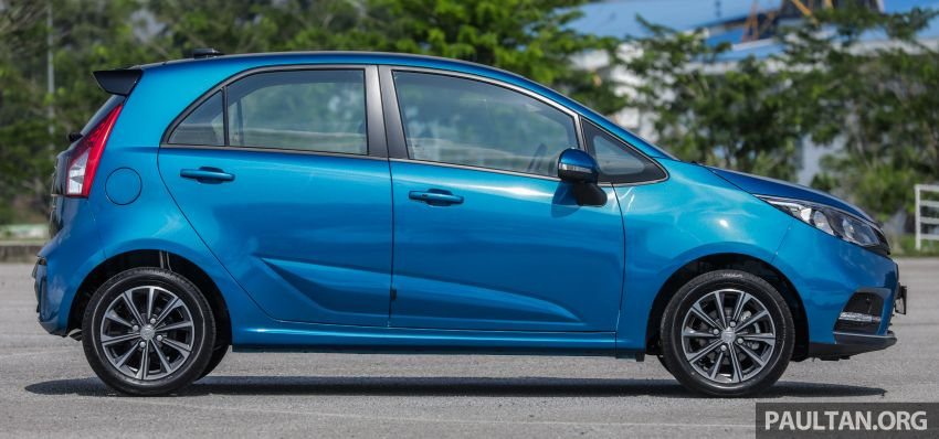 FIRST DRIVE: 2019 Proton Iriz, Persona facelift review Image #975234