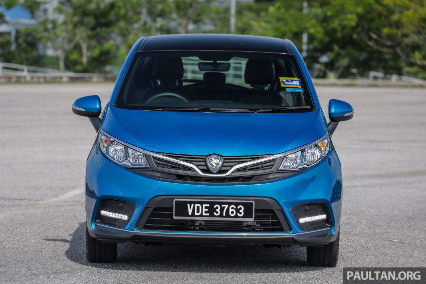 FIRST DRIVE: 2019 Proton Iriz, Persona facelift review Image #975235