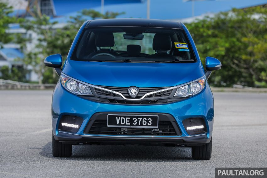 FIRST DRIVE: 2019 Proton Iriz, Persona facelift review Image #975236