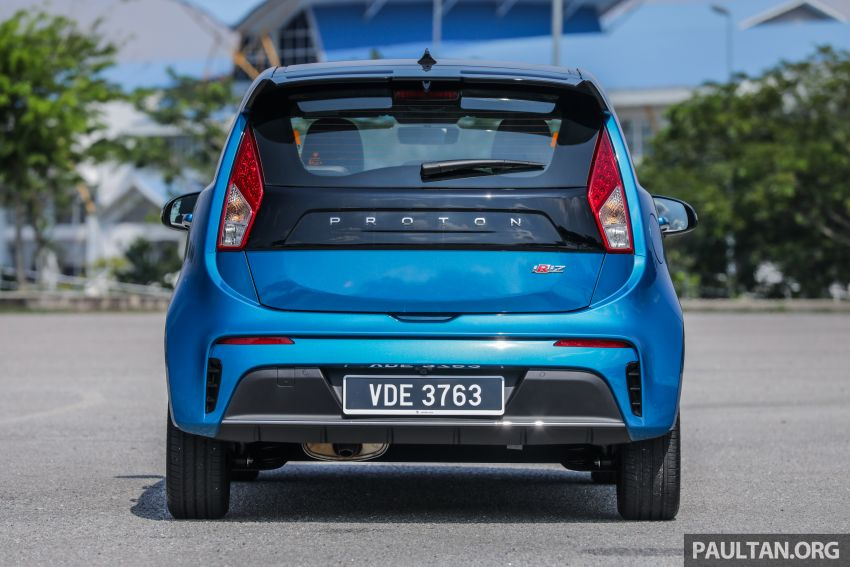FIRST DRIVE: 2019 Proton Iriz, Persona facelift review Image #975239