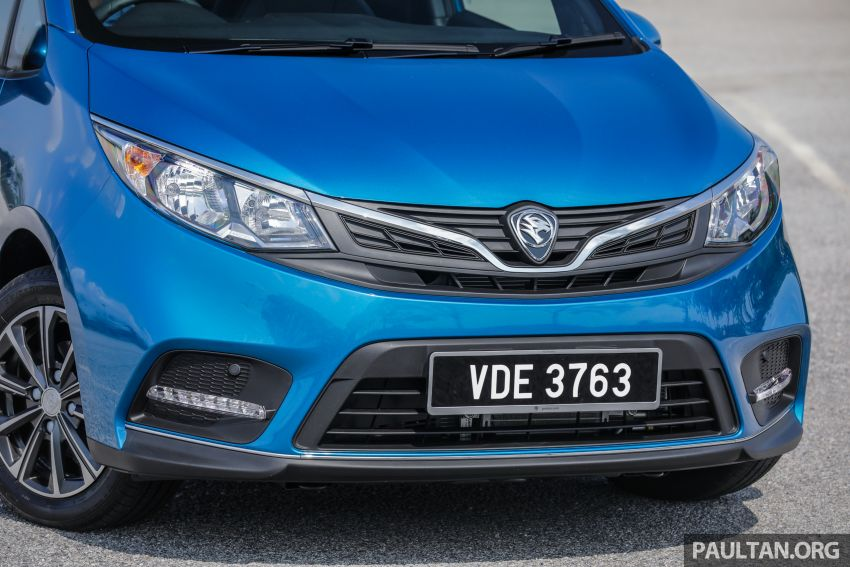 FIRST DRIVE: 2019 Proton Iriz, Persona facelift review Image #975240