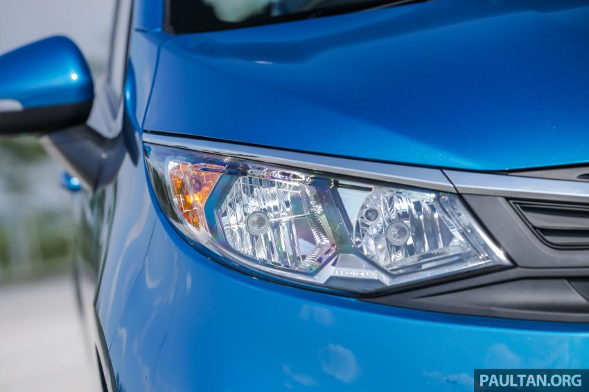 FIRST DRIVE: 2019 Proton Iriz, Persona facelift review Image #975241