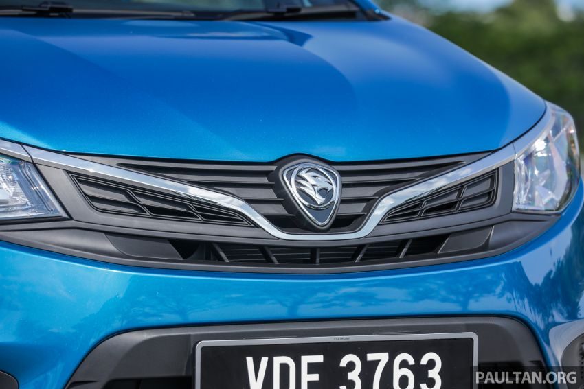 FIRST DRIVE: 2019 Proton Iriz, Persona facelift review Image #975244