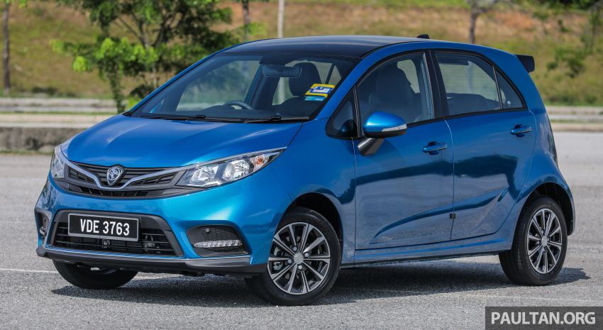 FIRST DRIVE: 2019 Proton Iriz, Persona facelift review Image #975225