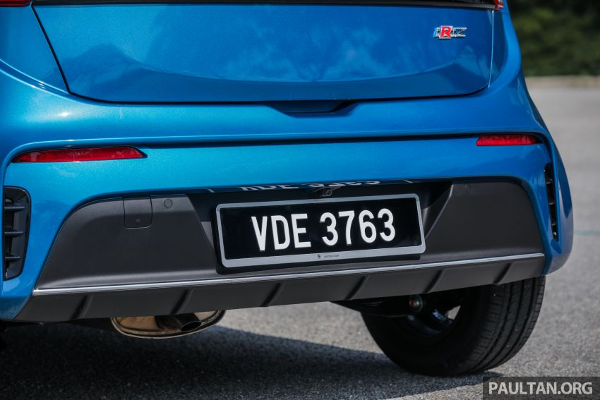 FIRST DRIVE: 2019 Proton Iriz, Persona facelift review Image #975262