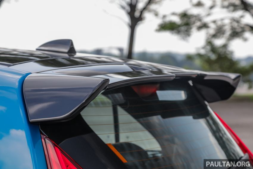 FIRST DRIVE: 2019 Proton Iriz, Persona facelift review Image #975263