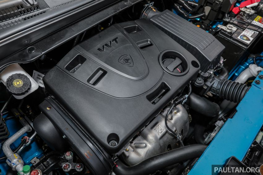 FIRST DRIVE: 2019 Proton Iriz, Persona facelift review Image #975266