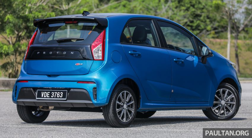 FIRST DRIVE: 2019 Proton Iriz, Persona facelift review Image #975229