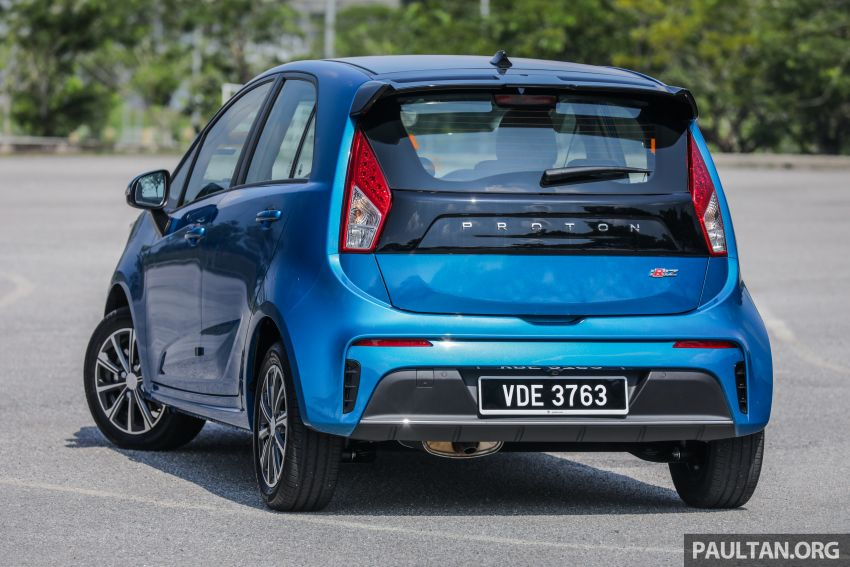 FIRST DRIVE: 2019 Proton Iriz, Persona facelift review Image #975230